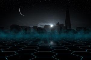 skyline-night-668457_640